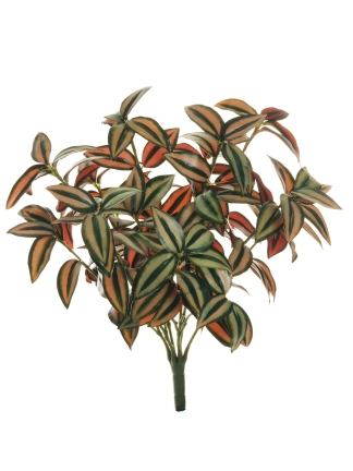 TRADESCANTIA BUSH REAL TOUCH