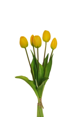 RUBBER TULIP YELLOW